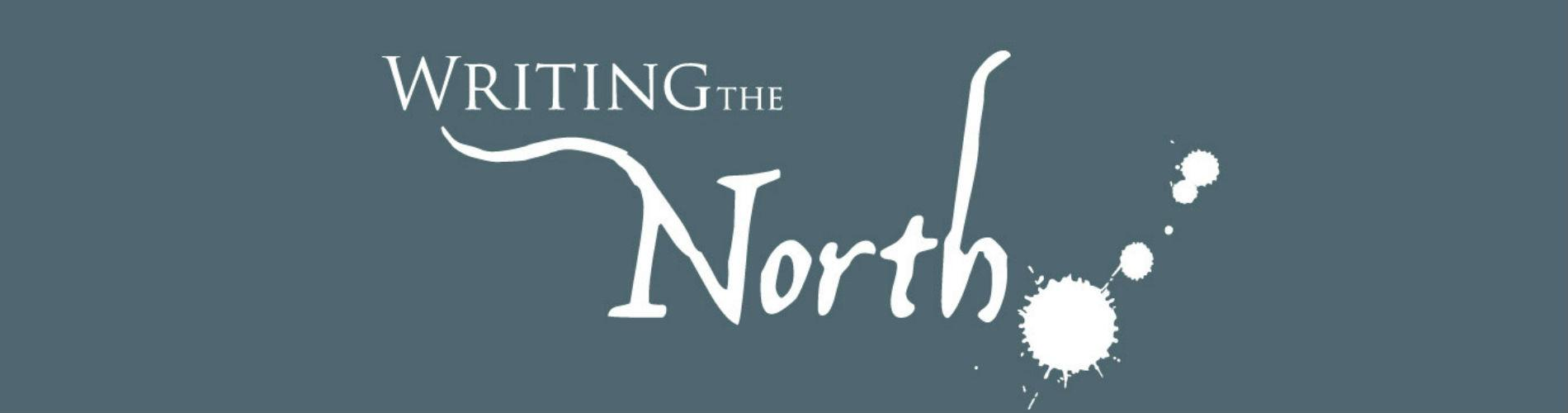 Logo for the Writing the North project.