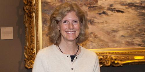 Frances Fowle worked with the National Galleries of Scotland to produce the exhibition.