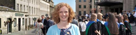 Dr Gillean McCluskey is a researcher from the School of Education.